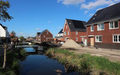 2e kopersdag project Tentweg te Stolwijk
