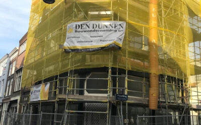 Start verbouw monumentaal pand te Dordrecht