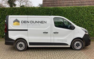 Uitbreiding wagenpark Den Dunnen