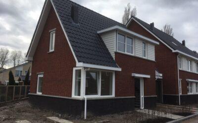 Oplevering project Kievitshof te Ridderkerk