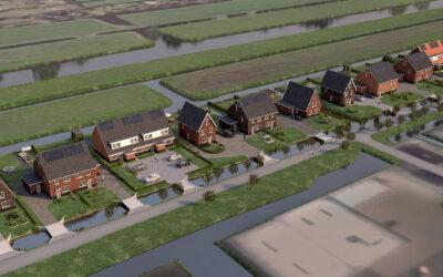 Alle woningen project Tentweg te Stolwijk verkocht