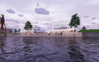 Opdracht nieuwbouw Waterbusplein te H-I-Ambacht