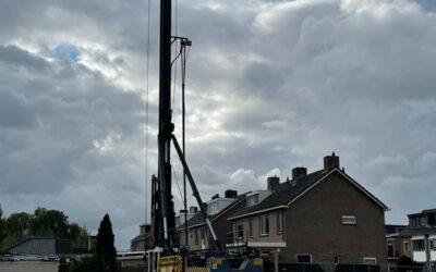 Start bouw 14 appartementen te Bergambacht